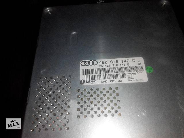 Б/у TV тюнер для легкового авто Audi A8- объявление о продаже  в Львове