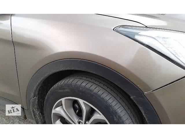 продам Б/у тяга для легкового авто Hyundai Santa FE 2.2 crdi (2013) бу в Ровно