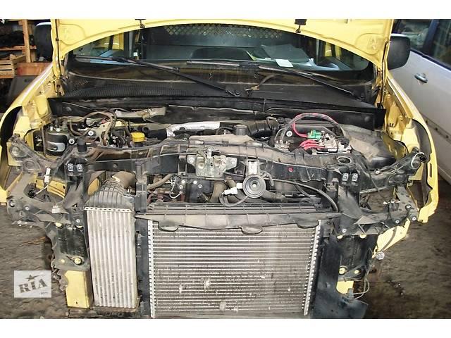 бу Б/у Установочная панель передняя (окуляр, телевизор) Renault Kangoo Кенго 1,5 DCI К9К B802, N764 2008-2012 в Рожище