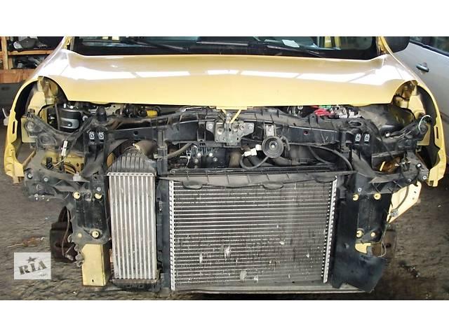 Б/у Установочная панель передняя (окуляр, телевизор) Renault Kangoo Кенго 1,5 DCI К9К B802, N764 2008-2012- объявление о продаже  в Рожище