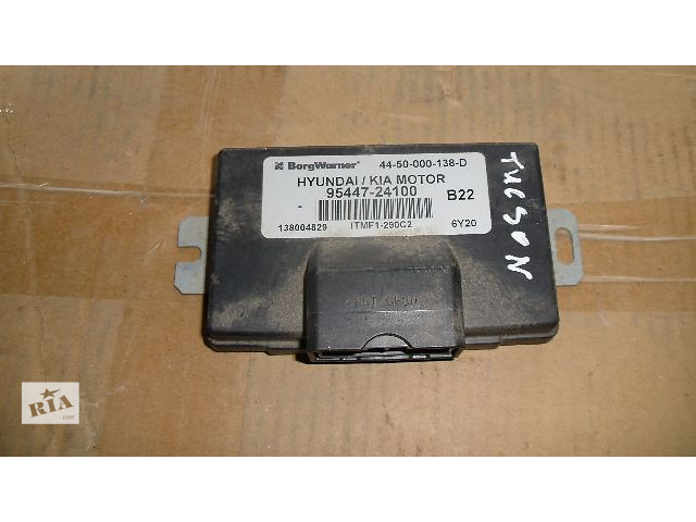 бу Б/у устройство електронного контроля для легкового авто Hyundai Tucson 2007 в Коломые
