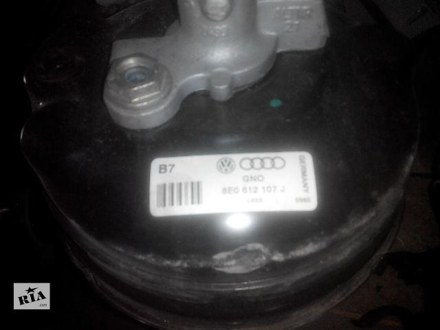продам Б/у усилитель тормозов для легкового авто Audi A4 2003 бу в Львове