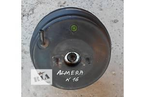б/у Усилители тормозов Nissan Almera