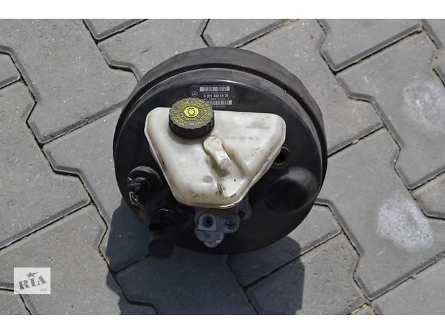 Б/у усилитель тормозов для седана Mercedes S 320- объявление о продаже  в Черновцах