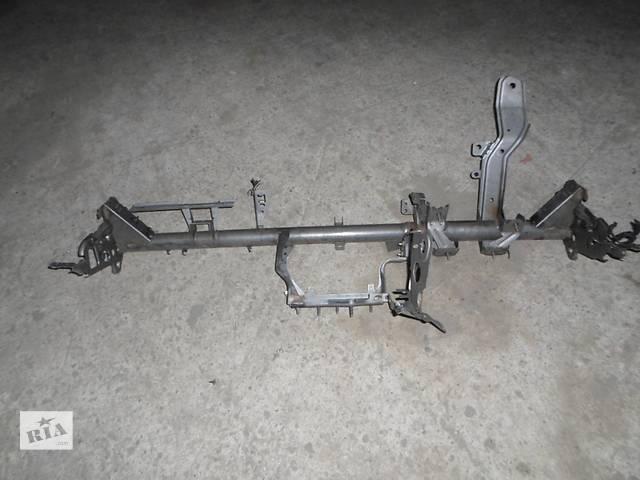 купить бу Б/у Усилитель торпеды (скелет) Renault Kangoo Кенго 1,5 DCI К9К B802, N764 2008-2012 в Рожище