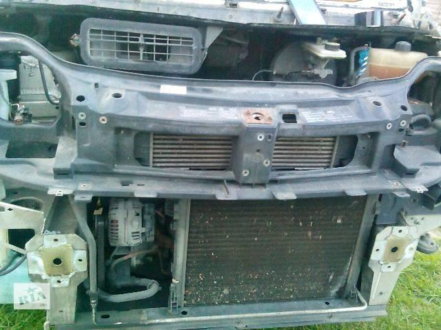 бу Б/у усилитель заднего/переднего бампера для грузовика Renault Trafic в Ковеле