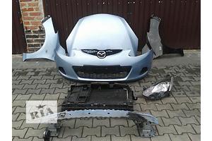 б/у Усилители заднего/переднего бампера Mazda 2
