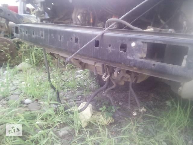 продам Б/у усилитель заднего/переднего бампера для хэтчбека Volkswagen Golf II бу в Ивано-Франковске