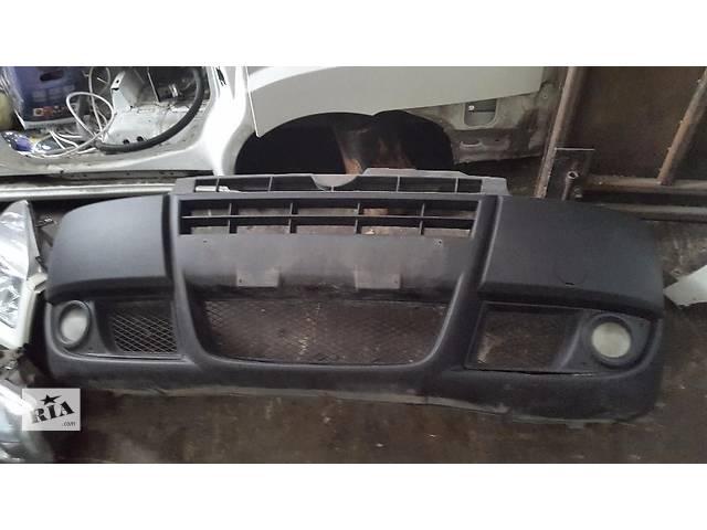 купить бу Б/у усилитель заднего/переднего бампера для легкового авто Fiat Doblo в Луцке
