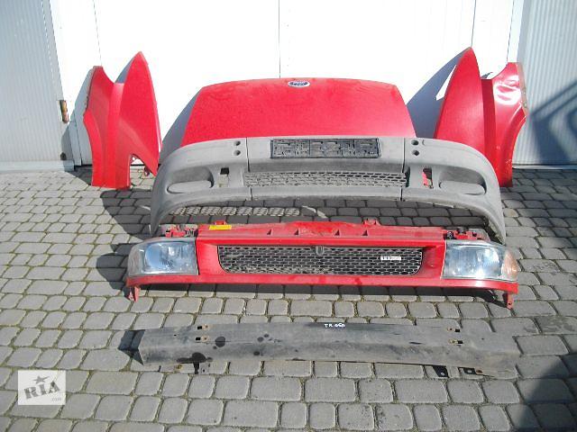 купить бу Б/у усилитель заднего/переднего бампера для легкового авто Ford Transit 2005 в Львове