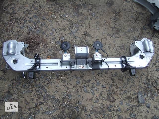 продам Б/у усилитель заднего/переднего бампера для легкового авто Mitsubishi ASX бу в Ровно