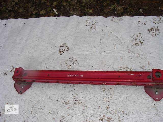 купить бу Б/у усилитель заднего/переднего бампера для легкового авто Mitsubishi Lancer X в Черкассах