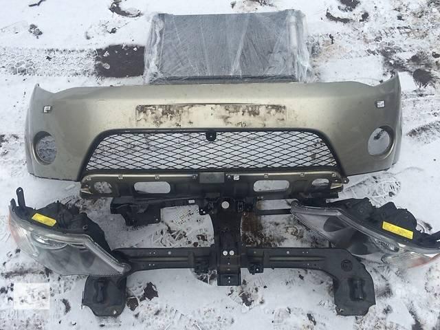 Б/у усилитель заднего/переднего бампера для легкового авто Mitsubishi Outlander XL- объявление о продаже  в Киеве