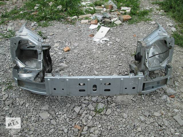 продам Б/у усилитель заднего/переднего бампера для минивена Renault Kangoo бу в Ровно