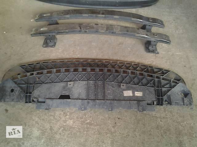 купить бу Б/у Усилители бампера ПІдсилювачі Renault Kangoo Рено Кенго Канго 2008-12 1,5 DCI в Рожище