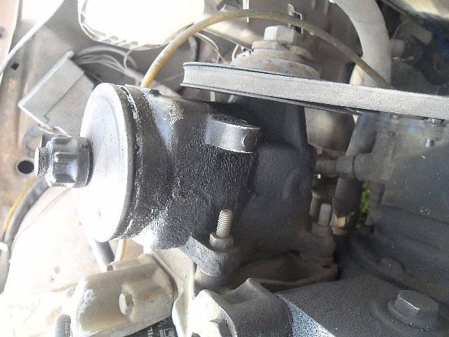 Б/у вакуумный насос для легкового авто Mercedes 123- объявление о продаже  в Дубно (Ровенской обл.)