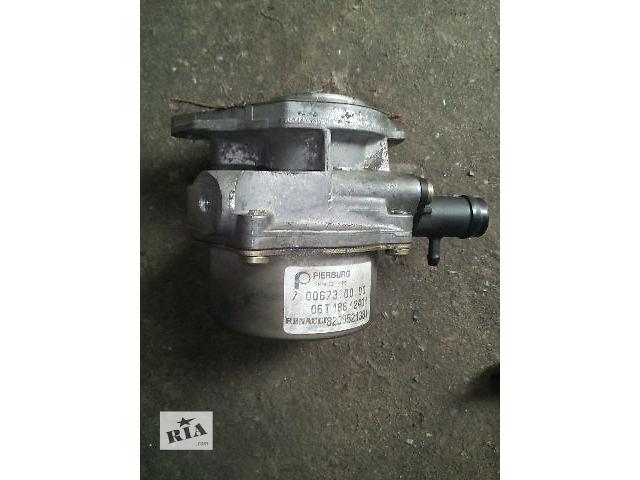 продам Б/у вакуумный насос для легкового авто Renault Kangoo 1.5dci бу в Ковеле