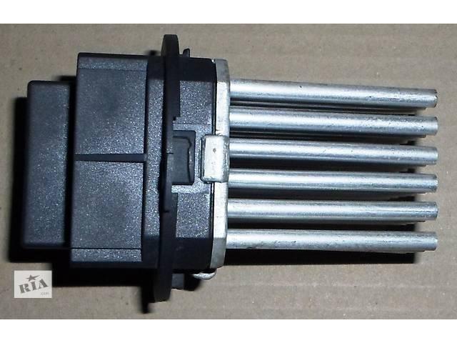 бу Б/у Вариатор печки Behr G4532002 на Фольксваген Крафтер Volkswagen Crafter (06-11) в Рожище