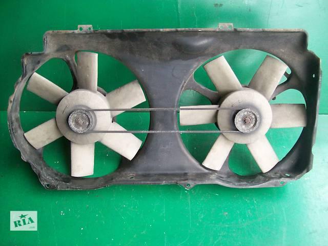 бу Б/у вентилятор осн радіатора для легкового авто Audi 80 B4 в Луцке