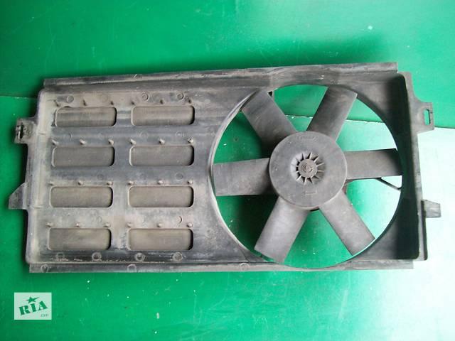 бу Б/у вентилятор осн радіатора для легкового авто Ford Escort 1.6 в Луцке