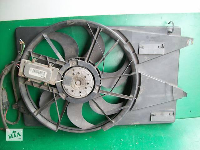 бу Б/у вентилятор осн радіатора для легкового авто Ford Mondeo 2.0 TDCI в Луцке