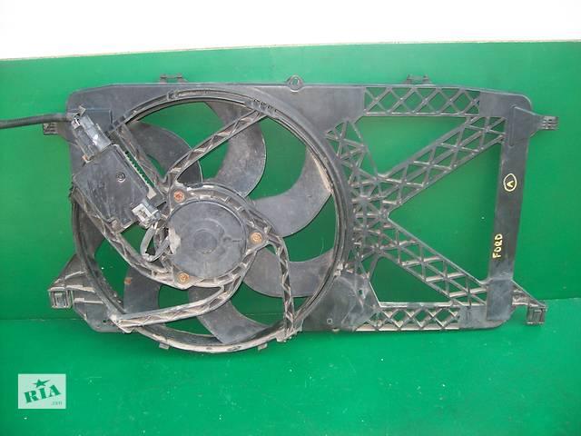 продам Б/у вентилятор осн радіатора для легкового авто Ford Transit 2.2 TDCI бу в Луцке