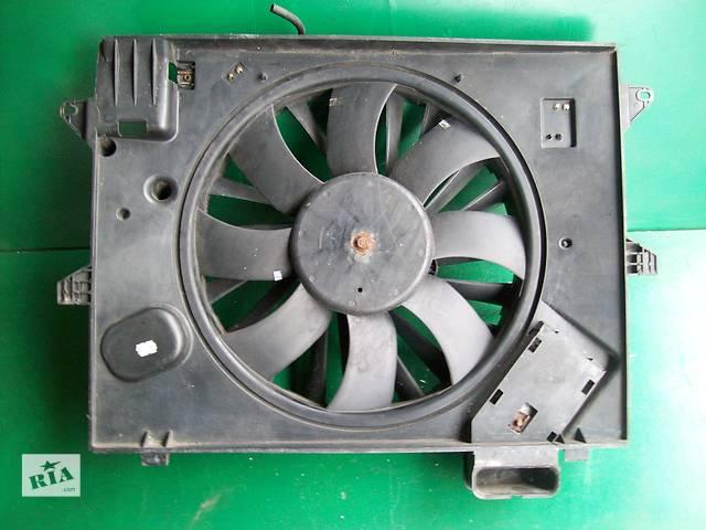 бу Б/у вентилятор осн радіатора для легкового авто Jaguar S-Type в Луцке
