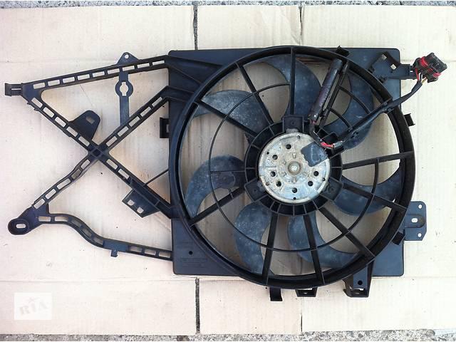 Б/у вентилятор осн радіатора для легкового авто Opel Vectra B- объявление о продаже  в Виннице