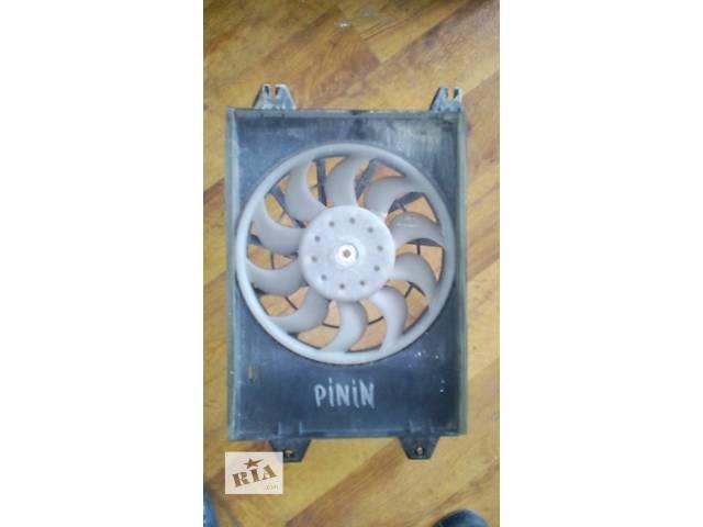 продам Б/у вентилятор осн радиатора 168000-3340 Mitsubishi Pajero Pinin бу в Львове