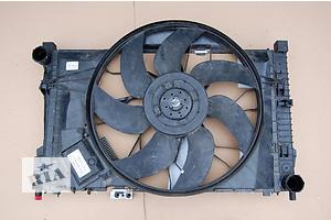 б/у Вентилятор осн радиатора Mercedes C-Class