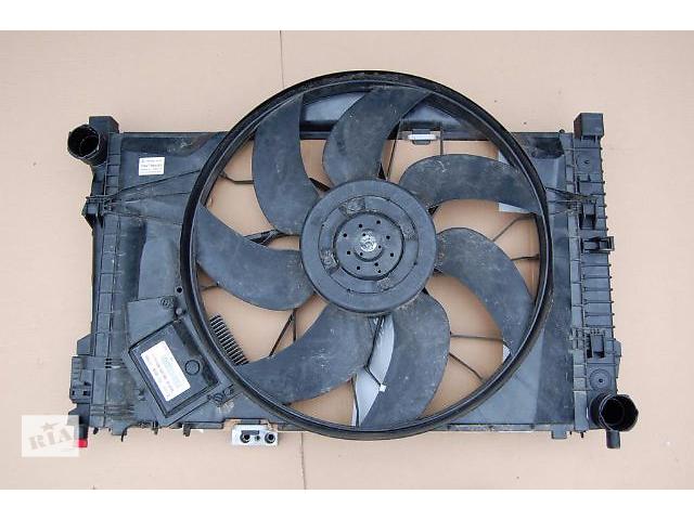 купить бу б/у Вентилятор осн радиатора 2.7 CDI Mercedes C-203 ( 2002-2008г) в Львове