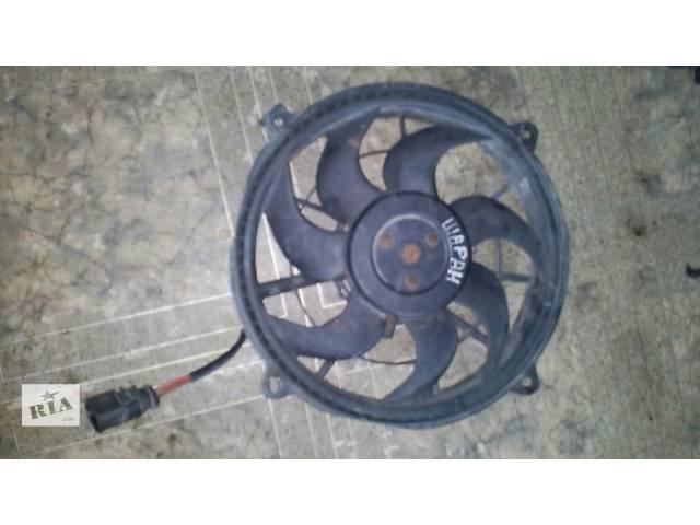 купить бу Б/у вентилятор осн радиатора  7m3959455a Volkswagen Sharan №2331000 в Львове