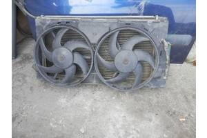 б/у Вентиляторы осн радиатора Citroen Berlingo груз.