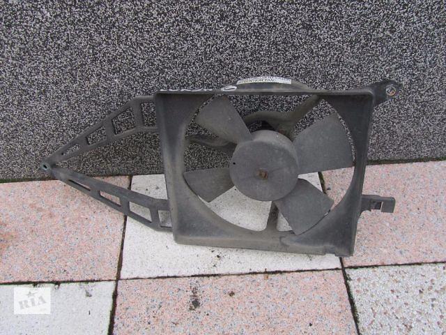 купить бу Б/у вентилятор осн радиатора для хэтчбека Opel Corsa 1992 в Киеве