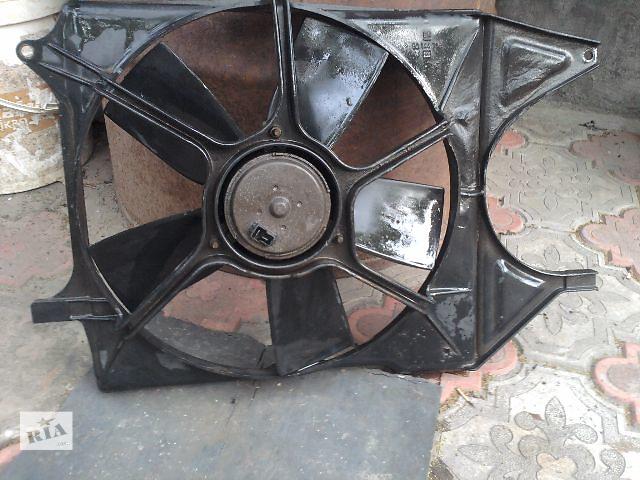 купить бу Б/у вентилятор осн радиатора для хэтчбека Opel Kadett 1986 в Запорожье