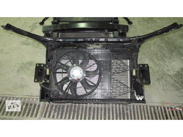 продам Б/у вентилятор осн радиатора для хэтчбека Skoda Fabia бу в Львове