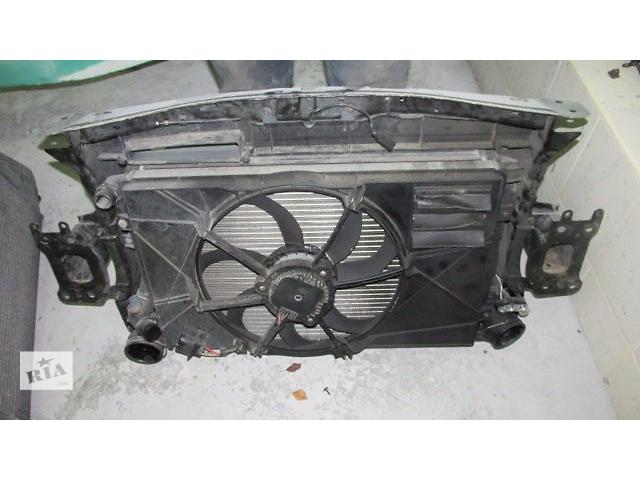 Б/у вентилятор осн радиатора для хэтчбека Skoda Octavia A5- объявление о продаже  в Львове