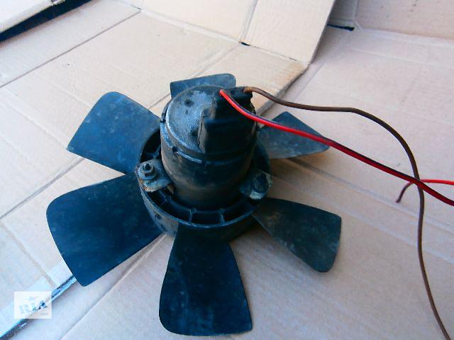 продам Б/у вентилятор осн радиатора для легкового авто Audi 80 бу в Городке (Хмельницкой обл.)