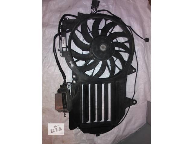 купить бу Б/у вентилятор осн радиатора для легкового авто Audi в Киеве