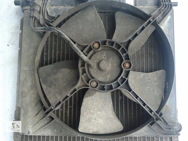 купить бу Б/у вентилятор осн радиатора для легкового авто Daewoo Lanos в Тернополе
