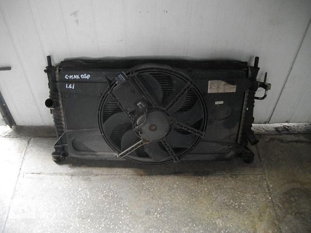 Б/у вентилятор осн радиатора для легкового авто Ford C-Max 2005- объявление о продаже  в Львове