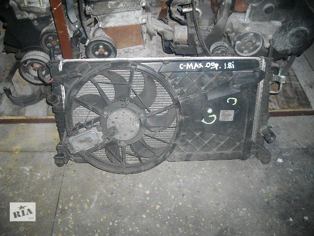 бу Б/у вентилятор осн радиатора для легкового авто Ford C-Max 2009 в Львове