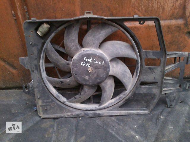 Б/у вентилятор осн радиатора для легкового авто Ford Escort 1.8 TD- объявление о продаже  в Тернополе