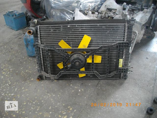 бу Б/у вентилятор осн радиатора для легкового авто Ford Fusion 2004 в Львове