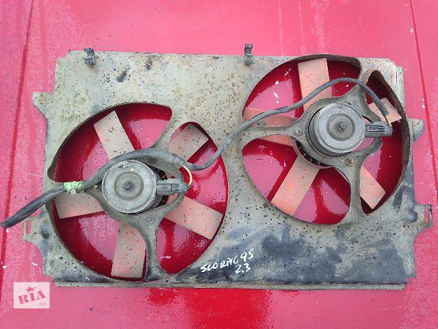 бу Б/у вентилятор осн радиатора для легкового авто Ford Scorpio в Ковеле