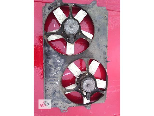 купить бу Б/у вентилятор осн радиатора для легкового авто Ford Scorpio в Ковеле