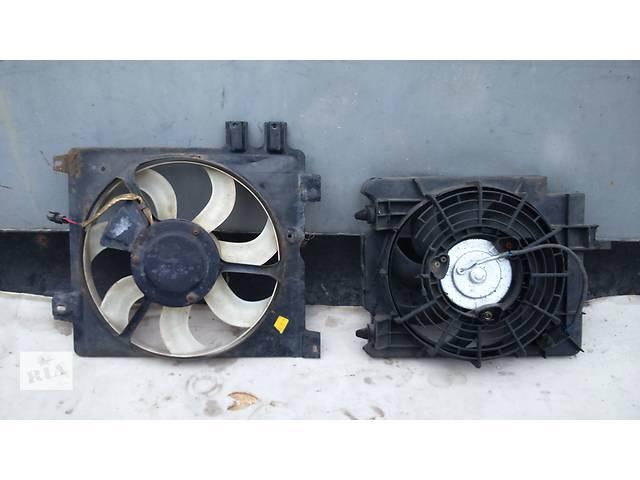 купить бу Б/у вентилятор осн радиатора для легкового авто Geely MK в Полтаве