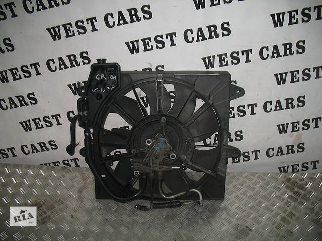 купить бу Б/у вентилятор осн радиатора для легкового авто Jeep Grand Cherokee в Луцке