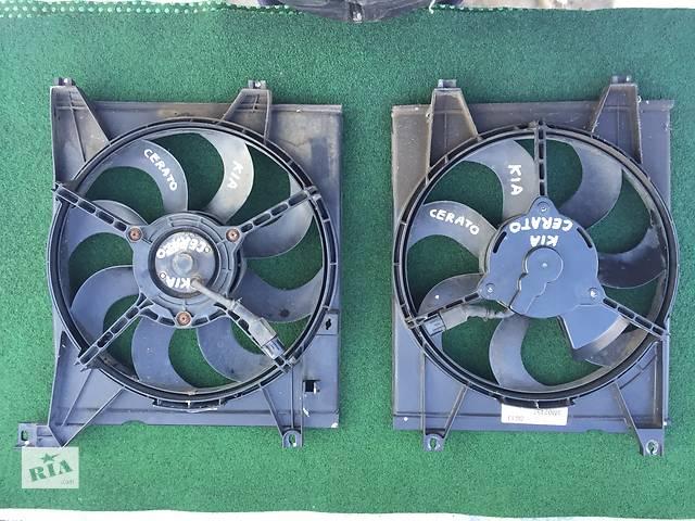 Вентилятор  радиатора 253802f000 на Kia Cerato киа черато- объявление о продаже  в Черновцах