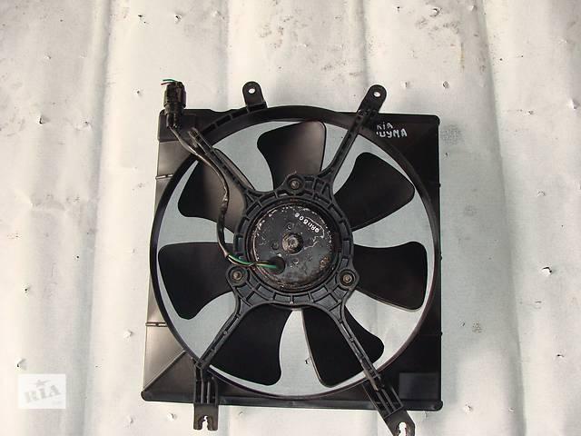 купить бу Б/у вентилятор осн радиатора для легкового авто Kia Shuma в Черкассах